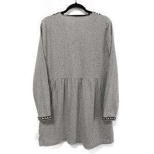 Zara Dresses - Zara Embroidered Dress (NWT)